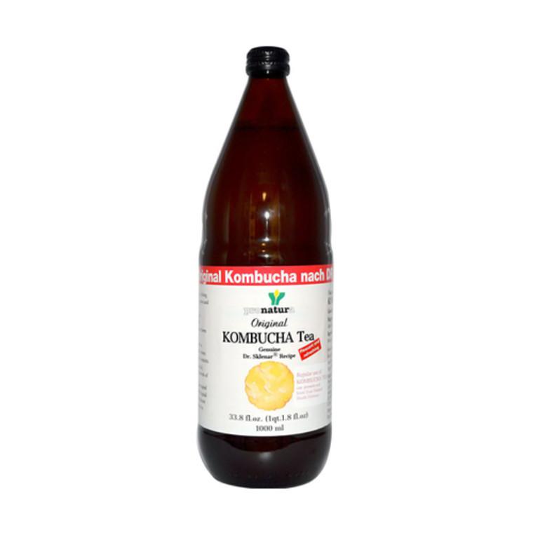 Pronatura Original Kombucha Tea - 33.8 Oz