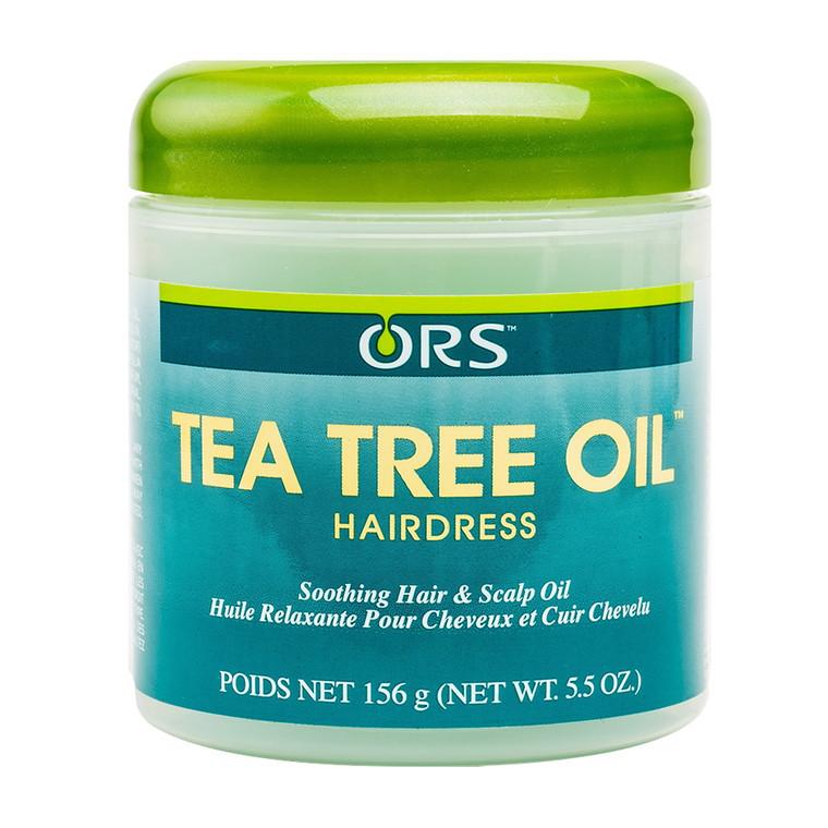Organic Root Stimulator Essential Oils - Tea Tree Oil Hairdress 5.5 oz