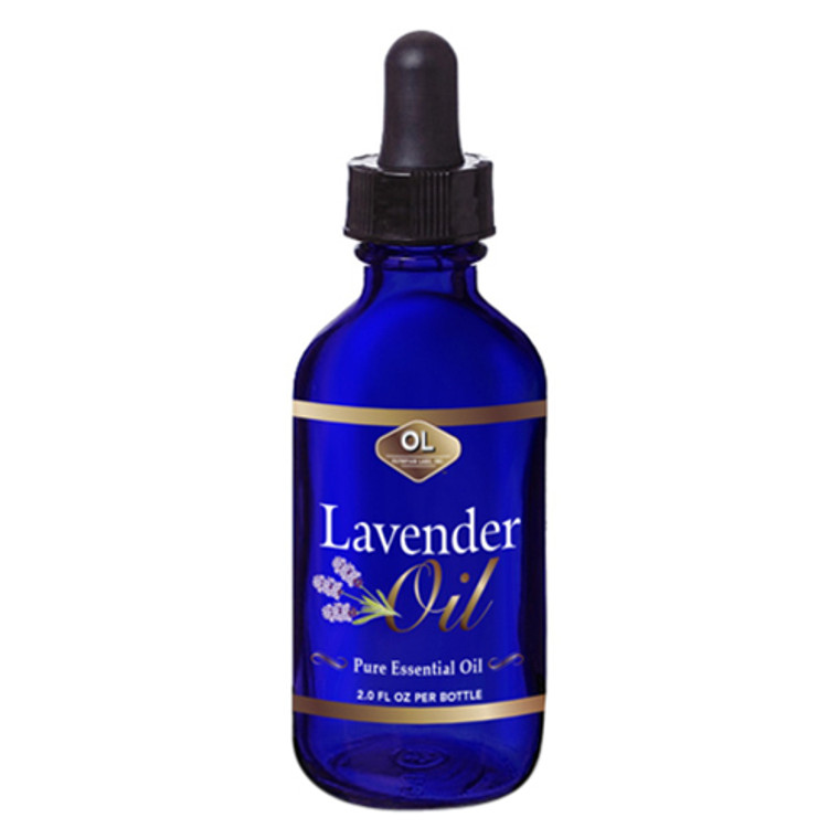 Olympian Labs Pure Essential Oil, Lavender, 2 Oz