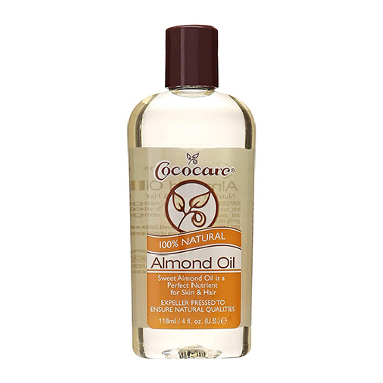 Cococare Natural Grapeseed Oil Infused with Vitamin E, 4 Oz
