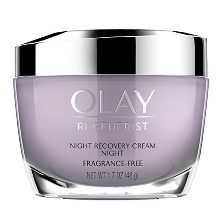 Olay Regenerist Night Recovery Advanced Anti-Aging Cream, 1.7 oz