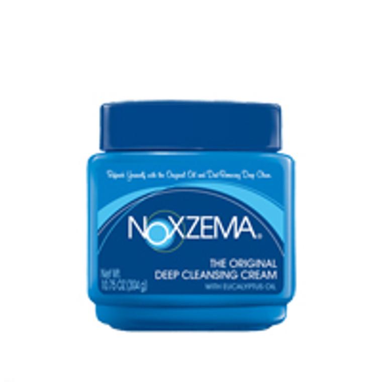 Noxzema Deep Cleansing Cream With Eucalyptus Oil, The Original - 12 Oz