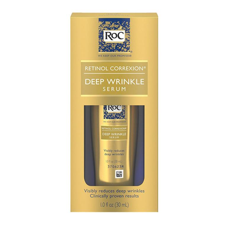 Roc Retinol Correxion Deep Wrinkle Serum - 1 Oz