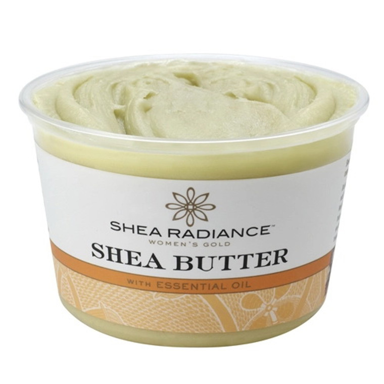 Shea Radiance Shea Butter With Essential Oil, 7.5 Oz