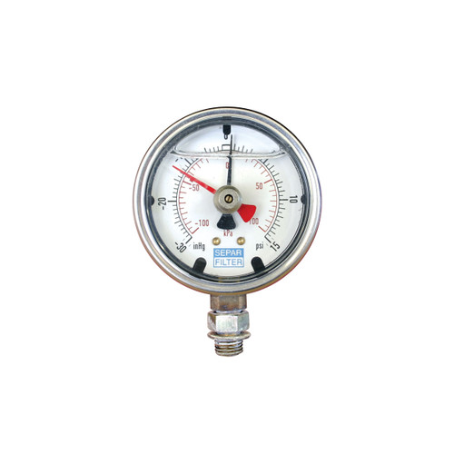Compound Vacuum Gauge