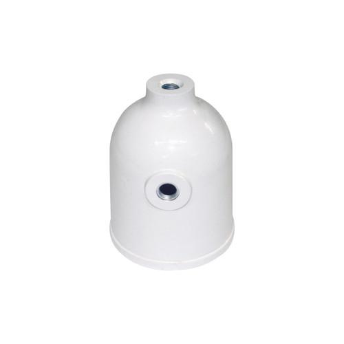 White Metal Bowl, Tapped for Sensor Port for 2000/