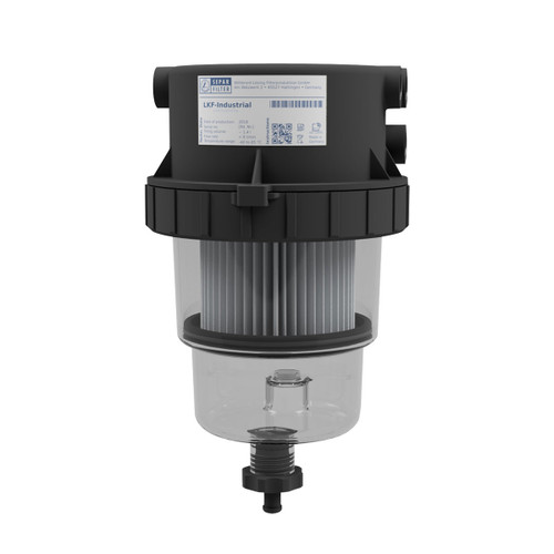 LKF Industrial Filter- Single Coalescence Filter