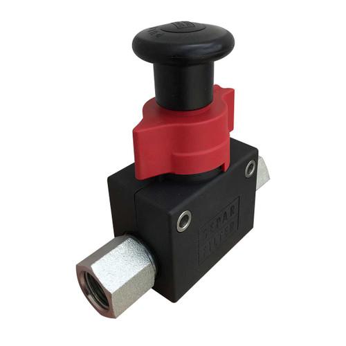 "Hand Priming Pump HFP with  1/2"" FNPT Inlet/Outlet"