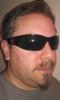 OutLaw Eyewear Tornado Spider Aluminum Motorcycle sunglass