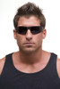 Prescription Gatorz Magnum Aluminum Motorcycle Sunglasses