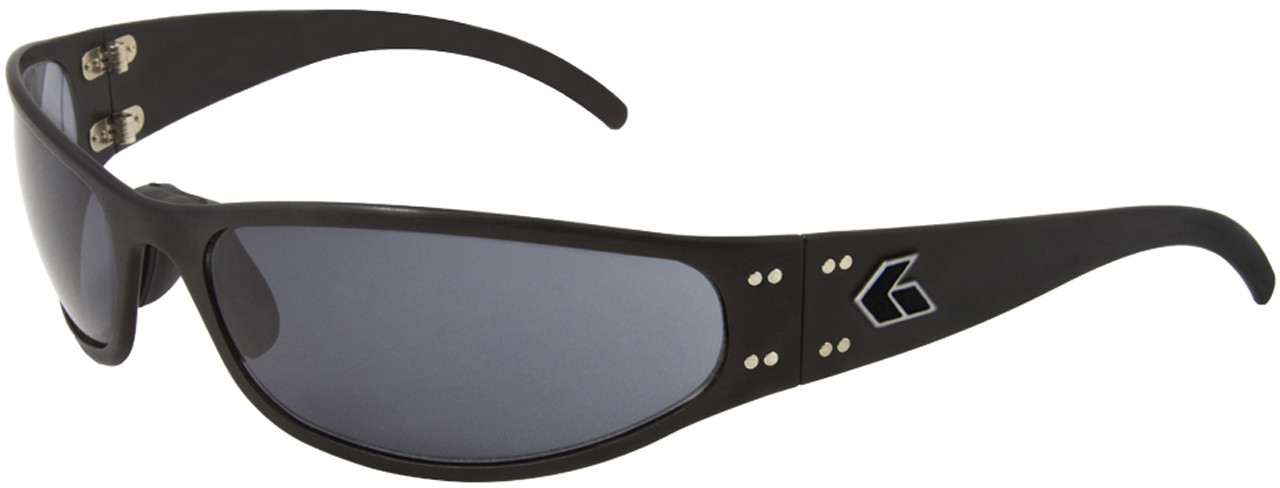 319c3e0391d Gatorz Radiator Motorcycle Aluminum Sunglasses Black frame with Gray lenses  seen in Lone Survivor movie
