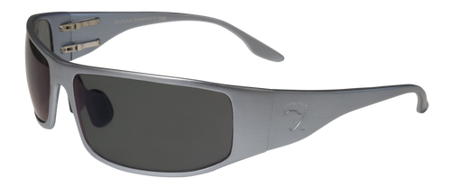 OutLaw Eyewear Fugitive GunMetal frame color with Gray Polarized lenses