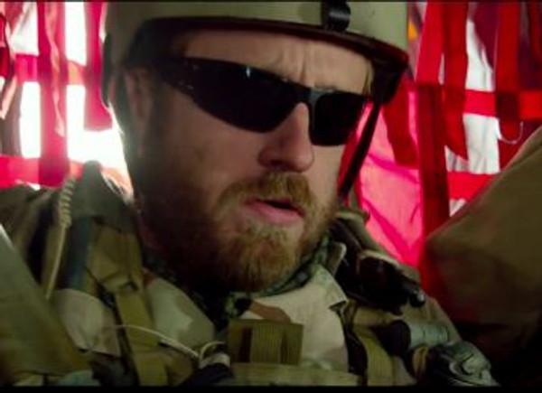 Lone Survivor movie sunglass Ben Foster plays Matt 'Axe' Axleson