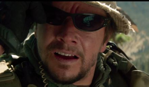 Marcus Luttrell, played by Mark Wahlberg, wears Gatorz Radiator Aluminum Sunglass