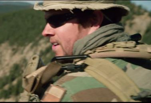 Lone Survivor military Navy SEAL aluminum sunglass worn by Mark Wahlberg Marcus Luttrell