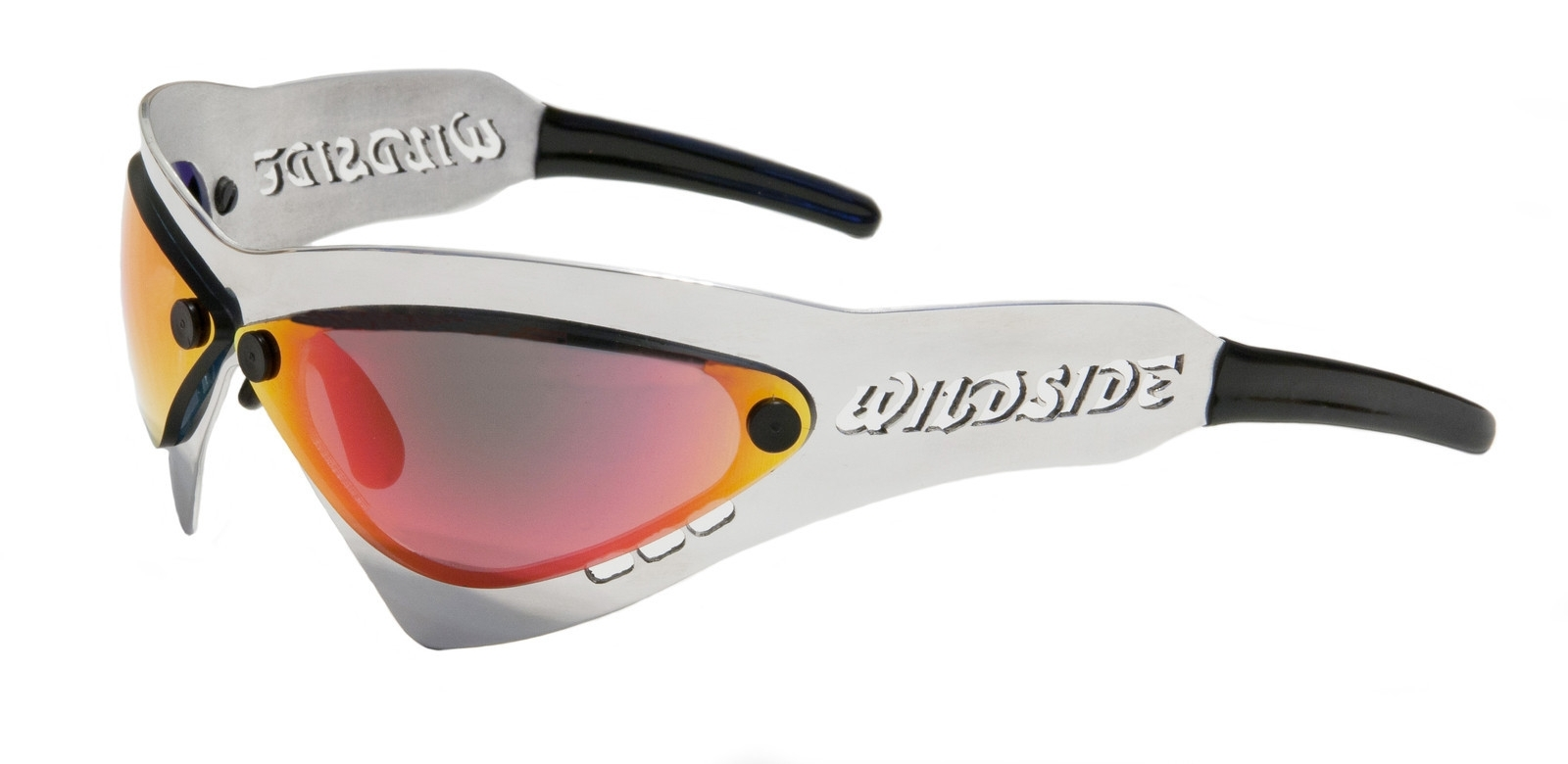 WildSide Aluminum Motorcycle Sunglasses