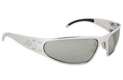 28dfbbc4d49 Gatorz Wraptor Brushed Aluminum gray frame with Gray Polarized lenses
