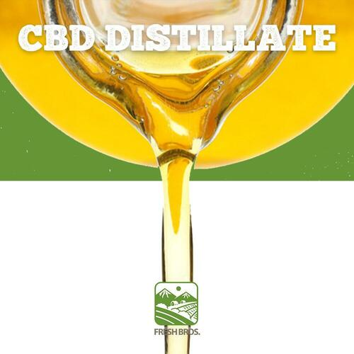 CBD Distillate Broad Spectrum