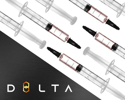 D8LTA Delta 8 Distillate D8 THC - Hemp Derived Delta 8 THC