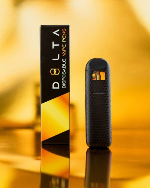 D8LTA Disposable Delta 8 Vape Pen, D8 THC, Flavored Vape Pens - 500MG