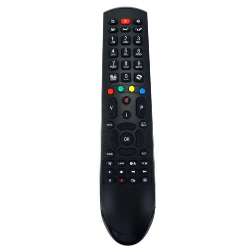 Genuine RC4900 TV Remote Control for Specific Techwood TV Models