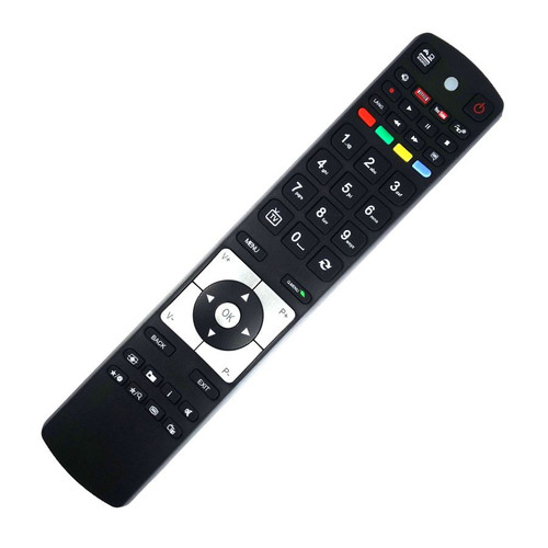 Genuine RC5117 TV Remote Control for Specific Finlux TV Models