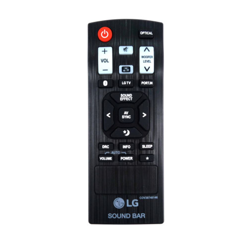 Genuine LG COV30748146 Soundbar Remote Control