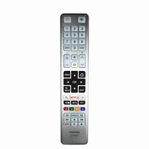 Genuine Toshiba  24D3434DB TV Remote Control