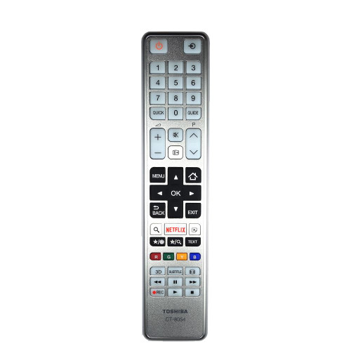 Genuine Toshiba  32D3453D TV Remote Control