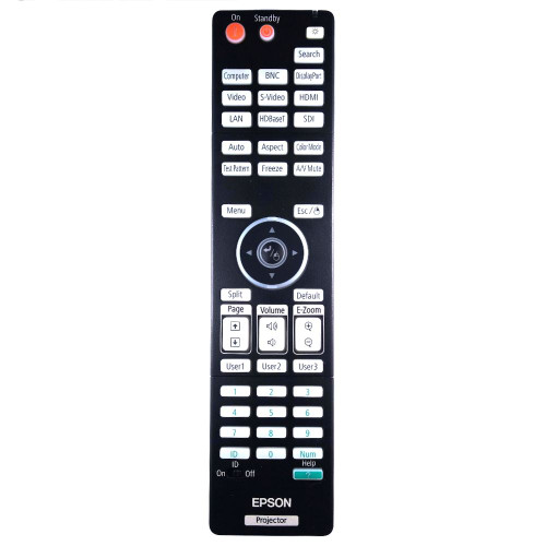 Genuine Epson  1582799 Projector Remote Control