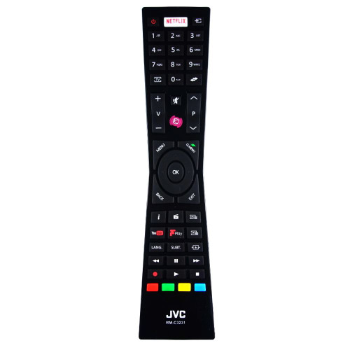 Genuine JVC  LT-24C661 TV Remote Control