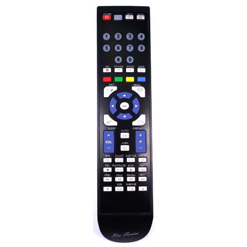 RM-Series TV Replacement Remote Control for Kogan KULED19XXXAB