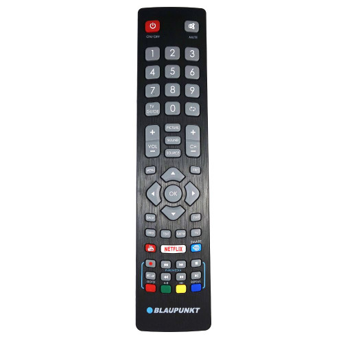 Genuine Blaupunkt 43-134M-GB-11B-FEGPX-UK TV Remote Control