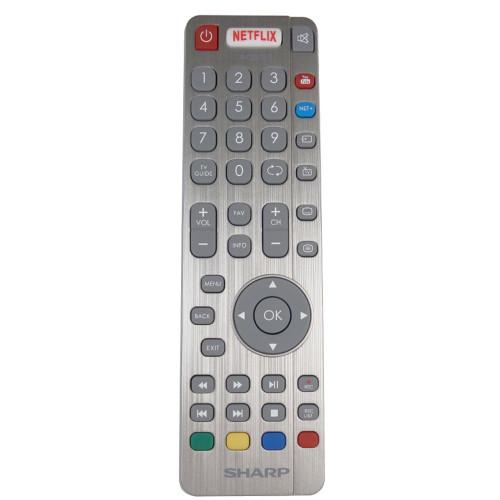 Genuine Sharp LC-32CFG6022K TV Remote Control