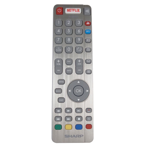 Genuine Sharp LC-32CFG6241K TV Remote Control