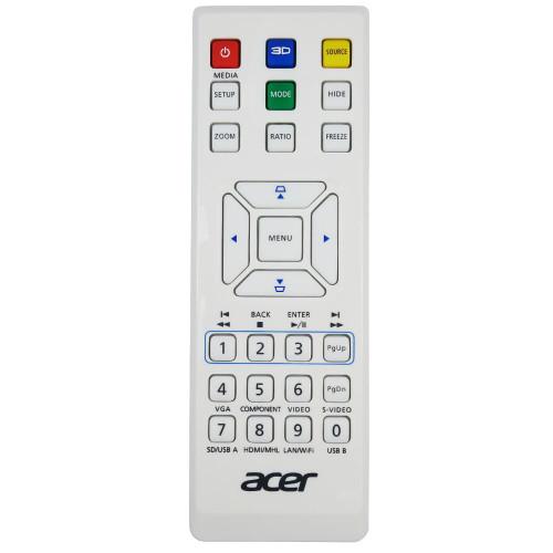Genuine Acer H5380BD Projector Remote Control