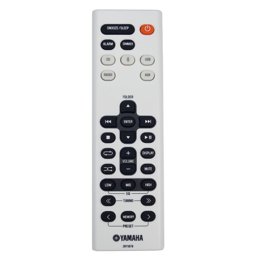 Genuine Yamaha  TSX-B235D Speaker Remote Control