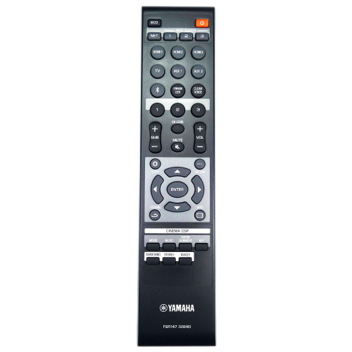 Genuine Yamaha  YSP-2700 Soundbar Remote Control