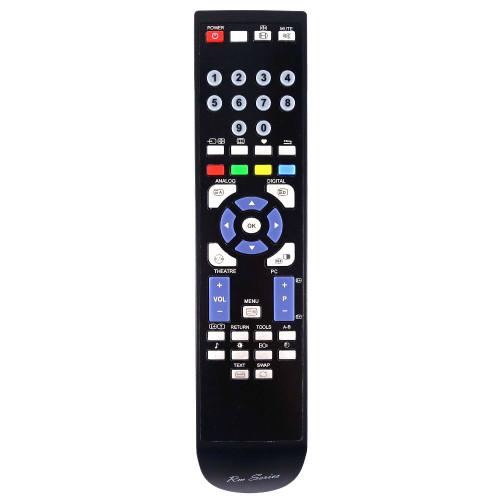 RM-Series TV Replacement Remote Control for Com COM20070