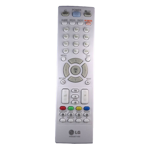 Genuine LG 19LS4DZBAEKNLBP TV Remote Control