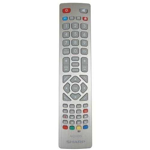 Genuine Sharp LC-43CFF6002E TV Remote Control