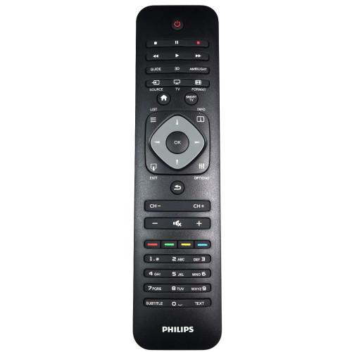 Genuine Philips 32PFL6007K/12 TV Remote Control