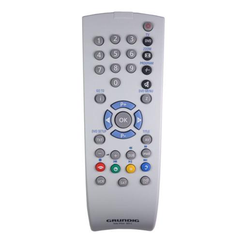 Genuine Grundig LCD386605BS TV Remote Control