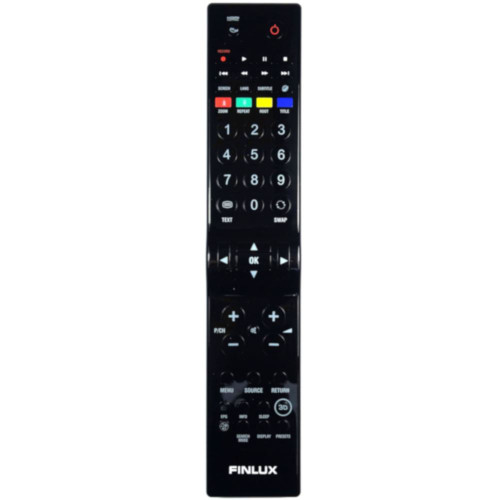Genuine Finlux 32F703M TV Remote Control