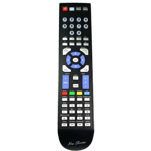Genuine JVC LT-24C370 TV Remote Control