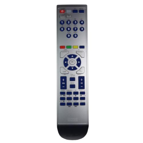 RM-Series PVR Remote Control for Sharp TU-TV252H