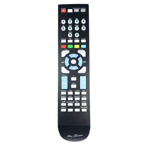 RM-Series Blu-Ray Remote Control for Panasonic N2QAYB000722