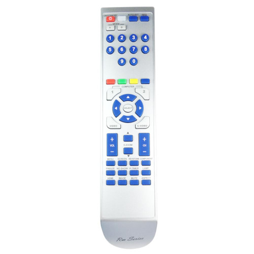 RM-Series Projector Remote Control for Sanyo PLC-XW55A