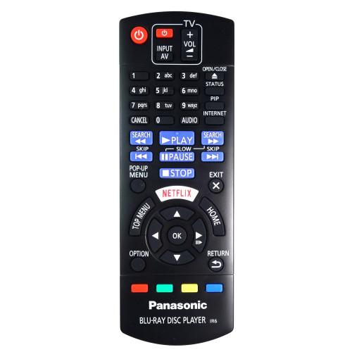 Genuine Panasonic N2QAYB001030 Blu-Ray Remote Control