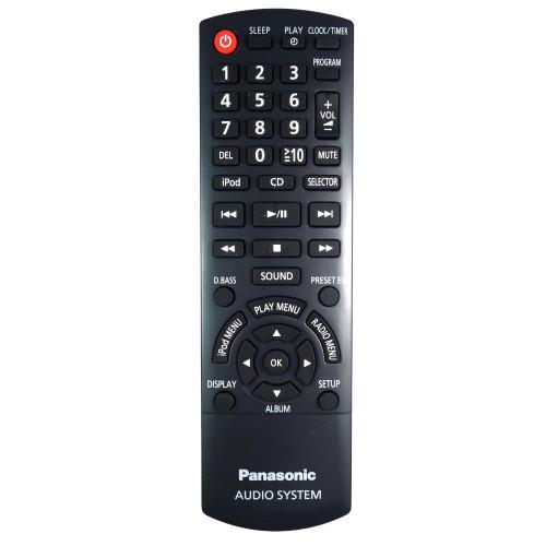 Genuine Panasonic SC-PMX7EGK HiFi Remote Control